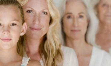 Женската енергия предавана през поколенията